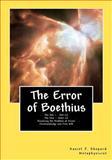 The Error of Boethius, Daniel Shepard, 1463656947