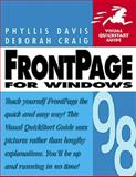 FrontPage 98 for Windows 9780201696943