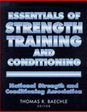 Essentials of Strength Training and Conditioning, National Strength and Conditioning Association Staff, 0873226941
