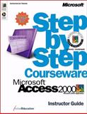Microsoft Access 2000, ActiveEducation Staff, 0735606943