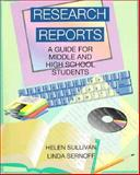Research Reports, Helen Sullivan and Linda Sernoff, 1562946943