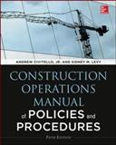 Construction Operations Manual of Policies and Procedures, Fifth Edition 5th Edition