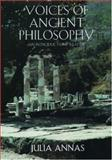 Voices of Ancient Philosophy : An Introductory Reader, , 0195126947