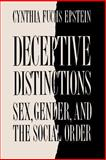Deceptive Distinctions 9780300046946
