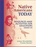 Native Americans Today, Arlene Hirschfelder and Yvonne Beamer, 1563086948