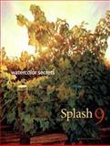 Splash 9 Watercolor Secrets, Rachel Rubin Wolf, 1581806949
