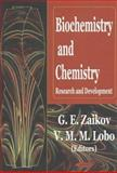 Biochemistry and Chemistry : Research and Development, , 1590336941