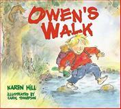 Owen's Walk, Karen Hill, 1400306949