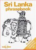 Sri Lanka Phrasebook, Margit Meinhold, 0908086946