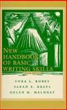 The New Handbook of Basic Writing Skills, Robey, Cora L. and Kreps, Sarah E., 0155036947