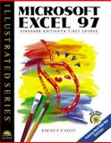 Microsoft Excel 97 - Illustrated Standard Edition : A First Course, Reding, Elizabeth E. and O'Keefe, Tara, 0760046956