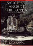 Voices of Ancient Philosophy 9780195126952