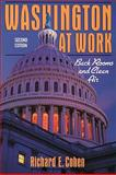 Washington at Work : Back Rooms and Clean Air- (Value Pack W/MySearchLab), Cohen and Cohen, Richard E., 0205706959