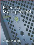 Effective Management, Williams, Chuck, 1111526958