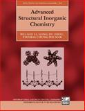 Advanced Structural Inorganic Chemistry, Li, Wai-Kee and Zhou, Gong-Du, 0199216959