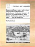 Beaumaris Bay, a Poem, Richard Llwyd, 1140776959