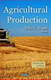 Agricultural Production, , 1616686952