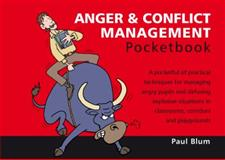 Anger and Conflict Management Pocketbook, Blum, Paul, 1903776953