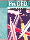 Pre-GED Language Arts Writing 9780739866962