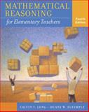 Mathematical Reasoning for Elementary Teachers, Long, Calvin T. and DeTemple, Duane W., 0321286960