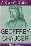 A Reader's Guide to Geoffrey Chaucer 9780815606963