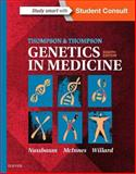 Thompson and Thompson Genetics in Medicine 8th Edition