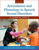 Articulation and Phonology in Speech Sound Disorders 5th Edition
