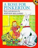 A Rose for Pinkerton, Steven Kellogg, 0140546960