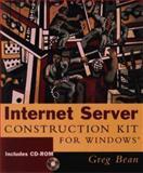 Internet Server Construction Kit for Windows, Greg Bean, 0471126969