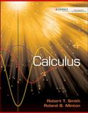 Student Solutions Manual for Calculus, Smith, Robert, 0077256964