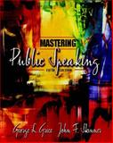 Mastering Public Speaking with CD-ROM 9780205406968