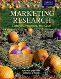Marketing Research : Concepts, Practices and Cases, Easwaran, Sunanda and Singh, Sharmila J., 0195676963