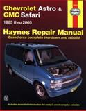 Chevrolet Astro and GMC Safari 1985 Thru 2005, Ken Freund and John H. Haynes, 1563926962