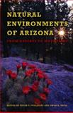 Natural Environments of Arizona : From Desert to Mountains, , 0816526974