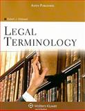 Legal Terminology, Craig, Clyde E. and Sullivan, Thomas, 0735576971