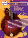 The Big Easy Mandolin TAB Songbook, Alfred Publishing Staff, 0739076973