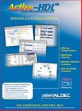 Active-HDL 6. 3 Student Edition, Aldec,  Inc. Staff, 0131866974