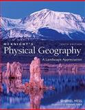 McKnight's Physical Geography : A Landscape Appreciation, Hess, Darrel and Tasa, Dennis, 0321706978