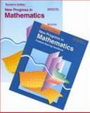 New Progress in Mathematics, William H. Sadlier Staff, 0821516973