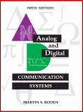 Analog and Digital Communication Systems, Roden, Martin S., 0964696975