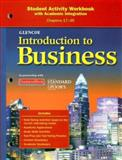 Glencoe Introduction to Business Student Activity Workbook : With Academic Integration Chapters 17-35, Glencoe McGraw-Hill, 007877697X