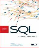 SQL Clearly Explained, Harrington, Jan L., 0123756979