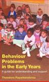 Behaviour Problems in the Early Years 9780415286978