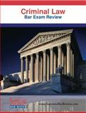 Criminal Law : Supreme Bar Review, Supreme Bar Review, 0975496972