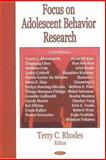 Focus on Adolescent Behavior Research, Rhodes, Terry C., 1600216978