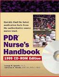 PDR Nurses Handbook Network CD-ROM 1999 Edition, Spratto, George R. and Woods, Adrienne L., 0766806979