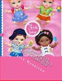 My Little Baby Dolls Coloring Book: for Girl's Ages 4 to 8 Years Old, Beatrice Harrison, 1500696978