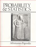 Probability and Statistics, Papoulis, Athanasios, 0137116985