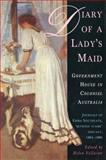 Diary of a Lady's Maid 9780522846980