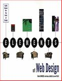 Elements of Web Design, DiNucci, Darcy and Giudice, Maria, 0201696983